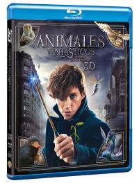 Animales fantásticos y donde encontrarlos BD3D - BD