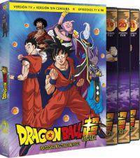 Dragon ball super. box 7. - DVD