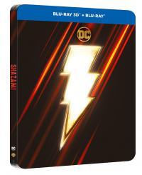 ¡Shazam! (3D + 2D Steelbook) - BD