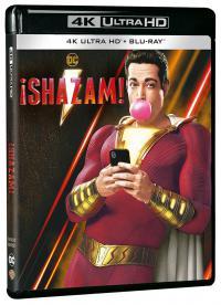 ¡Shazam! UHD - BD