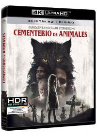 Cementerio de animales (4K UHD + BD) - BD