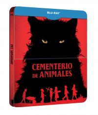 Cementerio de animales (Ed. Especial Metal Limitada) - BD