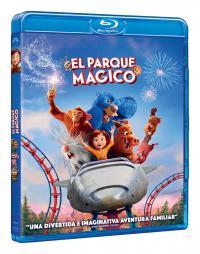 El parque mágico (bd)
