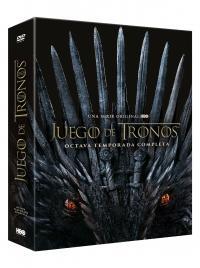 Juego de tronos (8ª temporada) - DVD