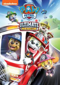 Paw Patrol 21: Ultimate rescue  - DVD