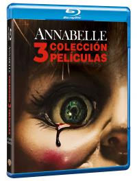Annabelle colección 3 películas - BD