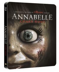 Annabelle vuelve a casa (Steelbook) - BD