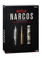 Narcos (1ª 2ª 3ª  Temporada) - DVD