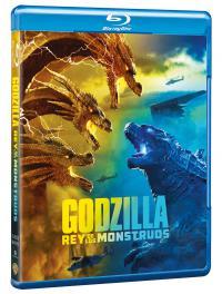 Godzilla: Rey de los monstruos - BD