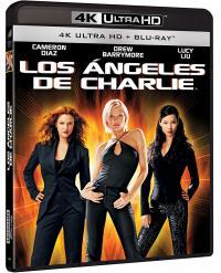 Los Ángeles de charlie (4k uhd + bd)