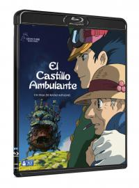 El castillo ambulante (bd)