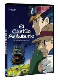 El castillo ambulante (dvd)