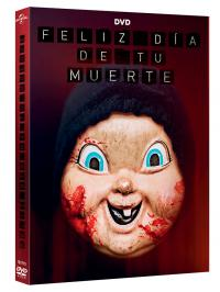 Feliz día de tu muerte (oring halloween 2019) (dvd)
