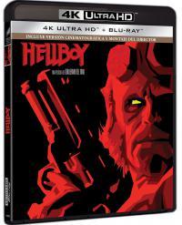 Hellboy (4k uhd + bd)