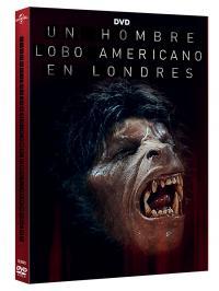 Un hombre lobo americano en londres (oring halloween 2019) (dvd)