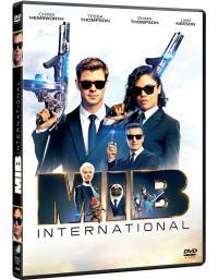 Men in black : international (dvd)