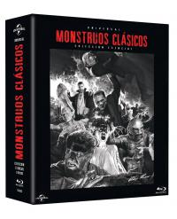 Monstruos clásicos universal pack (bd)