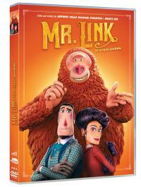 Mr link: el origen perdido (dvd)