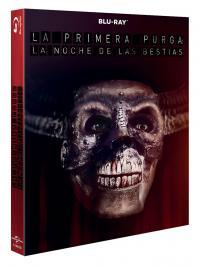 La primera purga: la noche de las bestias (oring halloween 2019) (bd)