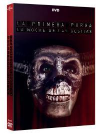 La primera purga: la noche de las bestias (oring halloween 2019)(dvd)