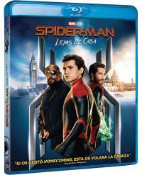 Spider-man: lejos de casa (bd)