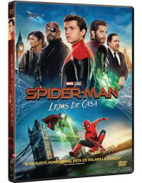Spider-man: lejos de casa (dvd)