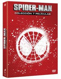 Spider-man pack (7 películas) (dvd)