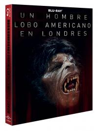 Un hombre lobo americano en londres (oring halloween 2019) (bd)