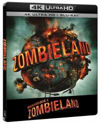 Bienvenidos a zombieland (4k uhd + bd) (ed especial metal) - ed limitada hasta fin de existencias