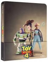 Toy Story 4 (Steelbook) - BD