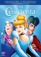 Pack trilogía La Cenicienta - DVD