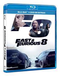 A todo gas 8 (blu-ray + dvd extras)