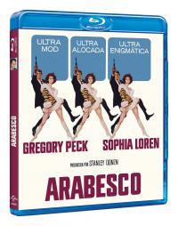 Arabesco (blu-ray)