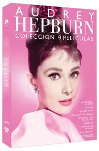 Pack Audrey Hepburn (9 discos) (dvd)