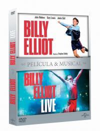 Billy Elliot (pelicula + musical) (dvd)