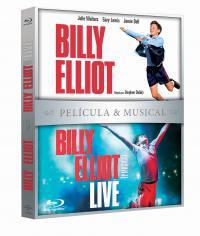 Billy Elliot (pelicula + musical) (blu-ray)
