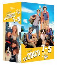 Pack los cinco 1-5 (dvd)