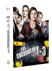 Pack los cocodrilos 1-3 (dvd)