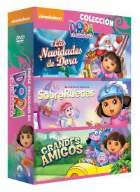 Triple pack: Dora la Exploradora (dvd) - ed limitada hasta fin de existencias