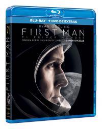 First man (blu-ray + dvd extras)