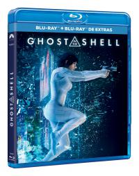 Ghost in the shell (blu-ray + blu-ray extras)