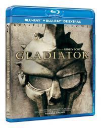 Gladiator (blu-ray + blu-ray extras)