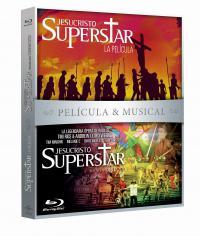 Jesucristo superstar (pelicula + musical) (blu-ray)