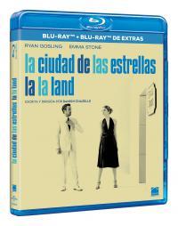 La la land (blu-ray + blu-ray extras)