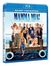 Mamma mia! una y otra vez (blu-ray + dvd extras)