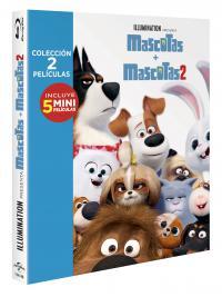 Pack Mascotas 1+2 (blu-ray)