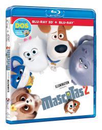 Mascotas 2 (blu-ray 3d + blu-ray)