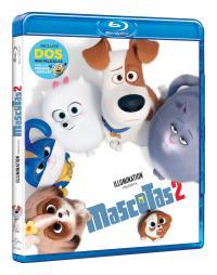 Mascotas 2 (blu-ray)