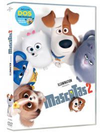 Mascotas 2 (dvd)