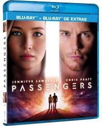 Passengers (blu-ray + blu-ray extras)